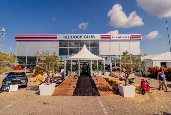 Paddock Club circuit zandvoort