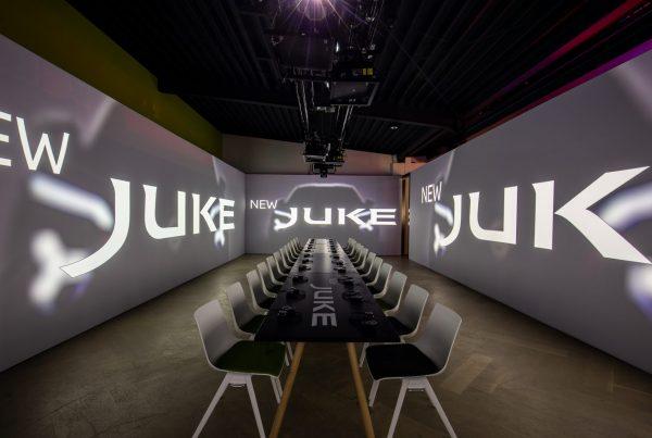 Nissan Juke Introductie